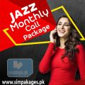 Jazz Monthly Call Packages