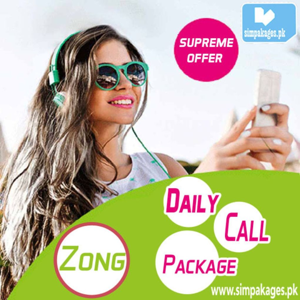 Zong daily call package