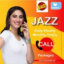 jazz daily weekly monthly Call packages