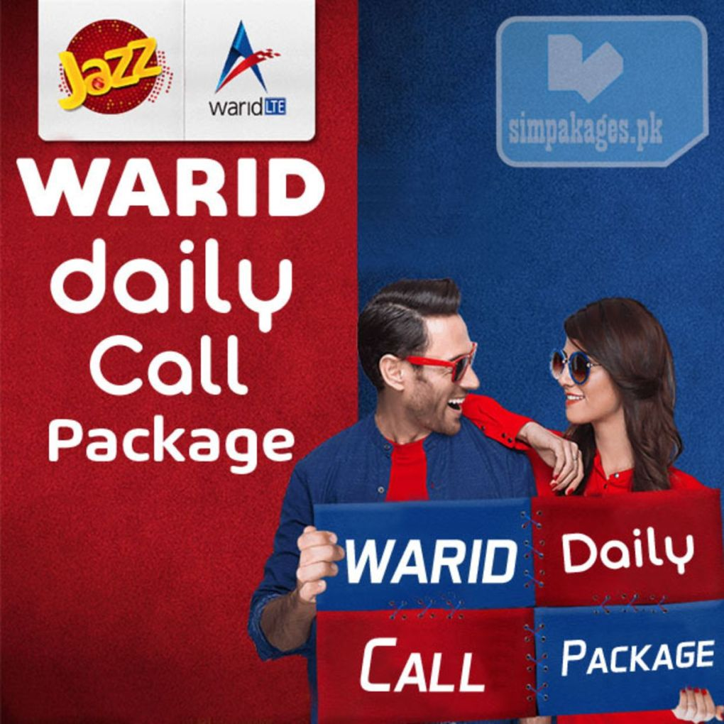 Warid daily call packages
