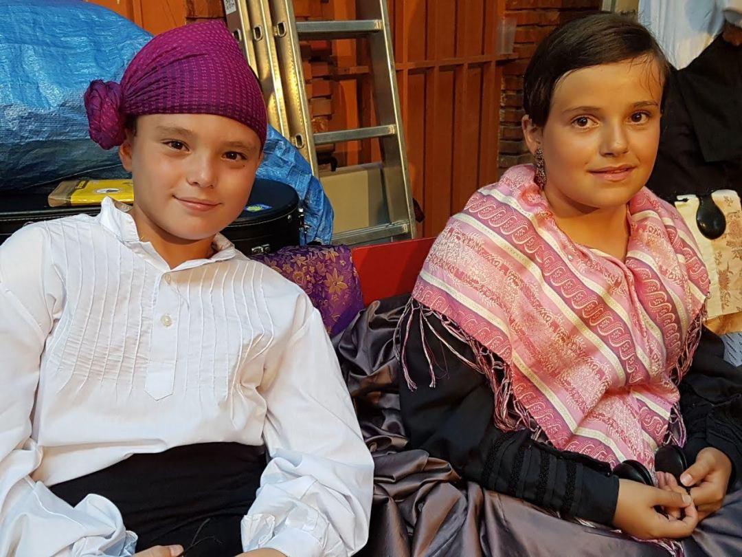 Hugo y Sara