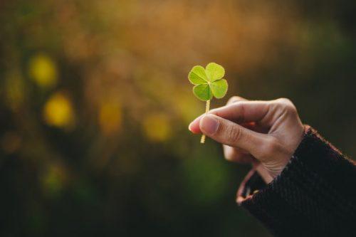 Simpatia com trevo para atrair sorte