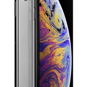מכשיר iPhone XS Max 64GB כסוף