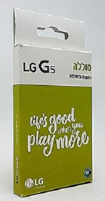 החלפת סוללה LG G5