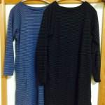 2016冬の部屋着兼パジャマ2セット★UNIQLOのワンピ+超おすすめレギンス。
