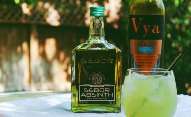 sebor absinthe