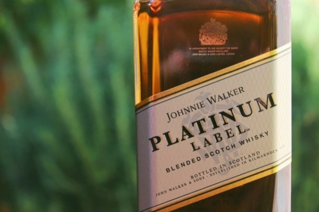 johnnie walker platinum