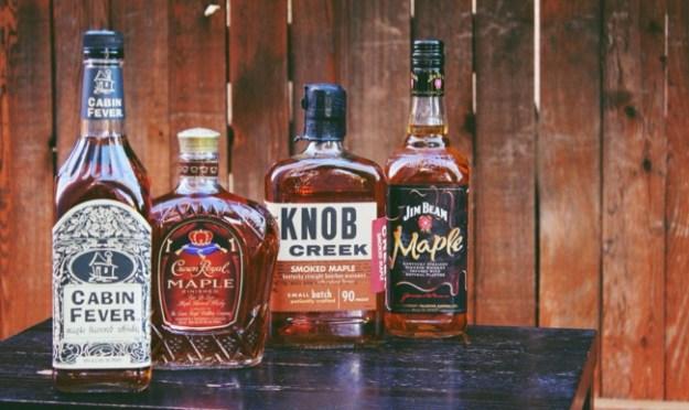 maple whiskies