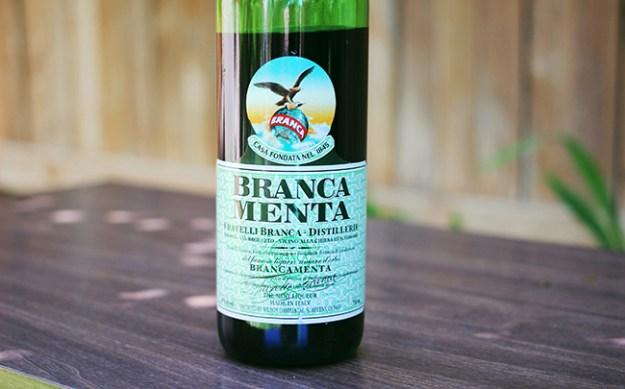 brancamenta bottle