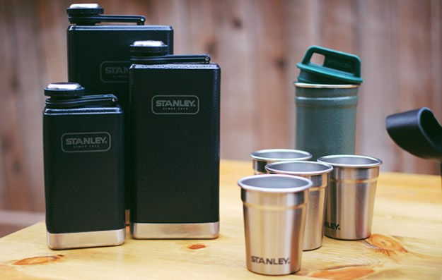 stanley camping flasks