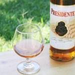 Brandy Presidente and the Brandy Crusta Cocktail