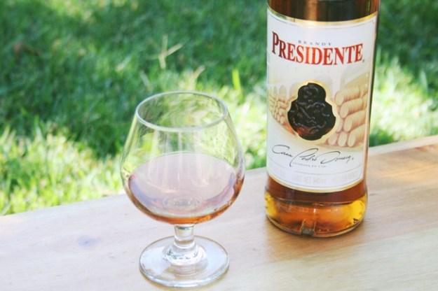brandy presidente