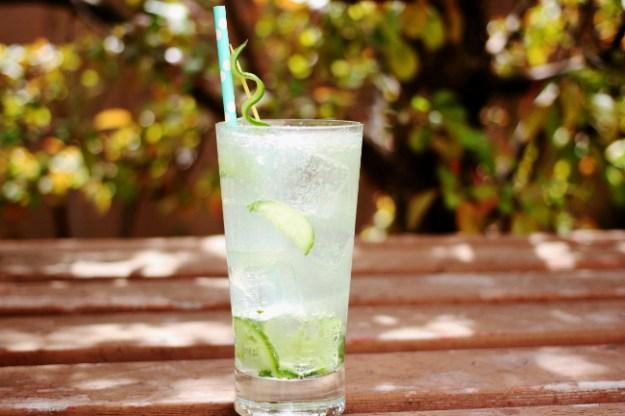 uptown cooler cocktail