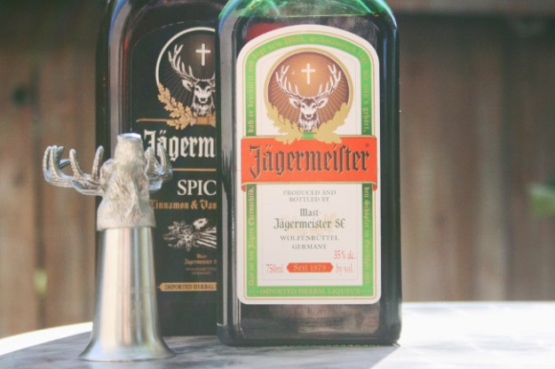 Jägermeister and Jägermeister spice