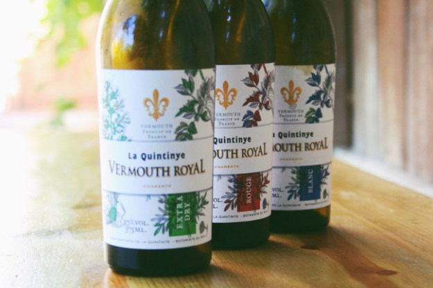 la quintanye vermouth royale
