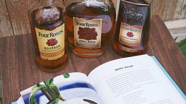 four roses and mint julep recipe
