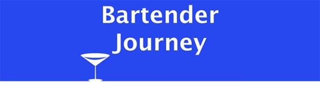 bartender journey
