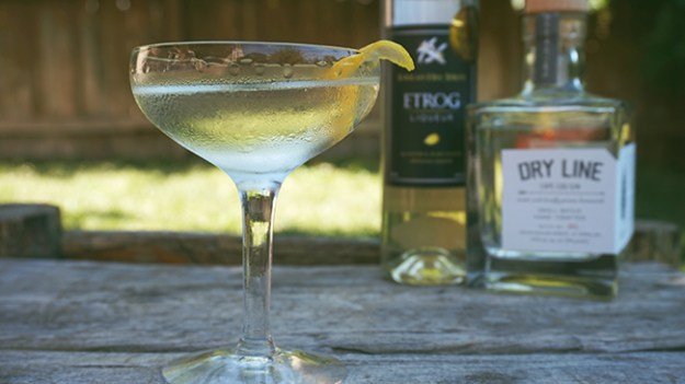 dry line etrog cocktail