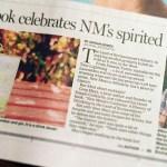 NM Cocktails in Albuquerque Journal