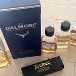 Podcast 103- Scotch Tastings: Bowmore 12 and 15, Auchentoshan American Oak and Three Wood