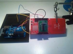 Montage module SM130 et Arduino UNO