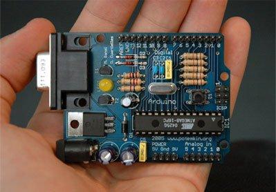 Image du prototype Arduino