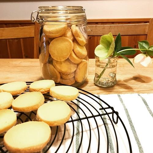 クッキー保存
