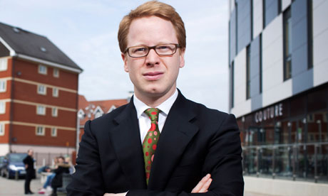 """Ben Gummer - """"what'cha bitchin' about hiring a GM biotech lobbyist as Environment Sec? Next time we'll get this right and promote GM directly in DEFRA, because that's what we really, really, want"""""""