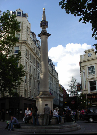 Seven Dials some 10 years ago