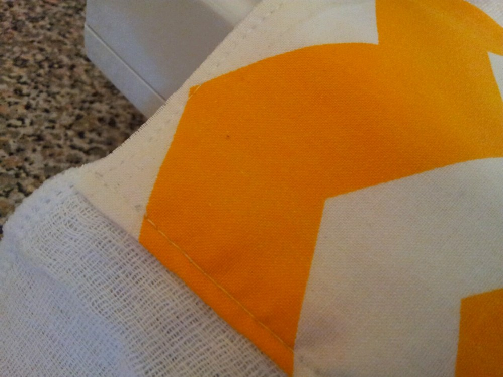 Easy DIY Burp Cloths (5/6)