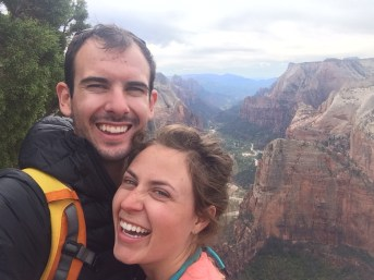 Hiking Observation Point and Zion