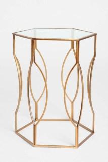 Hexagon Side table £120 2
