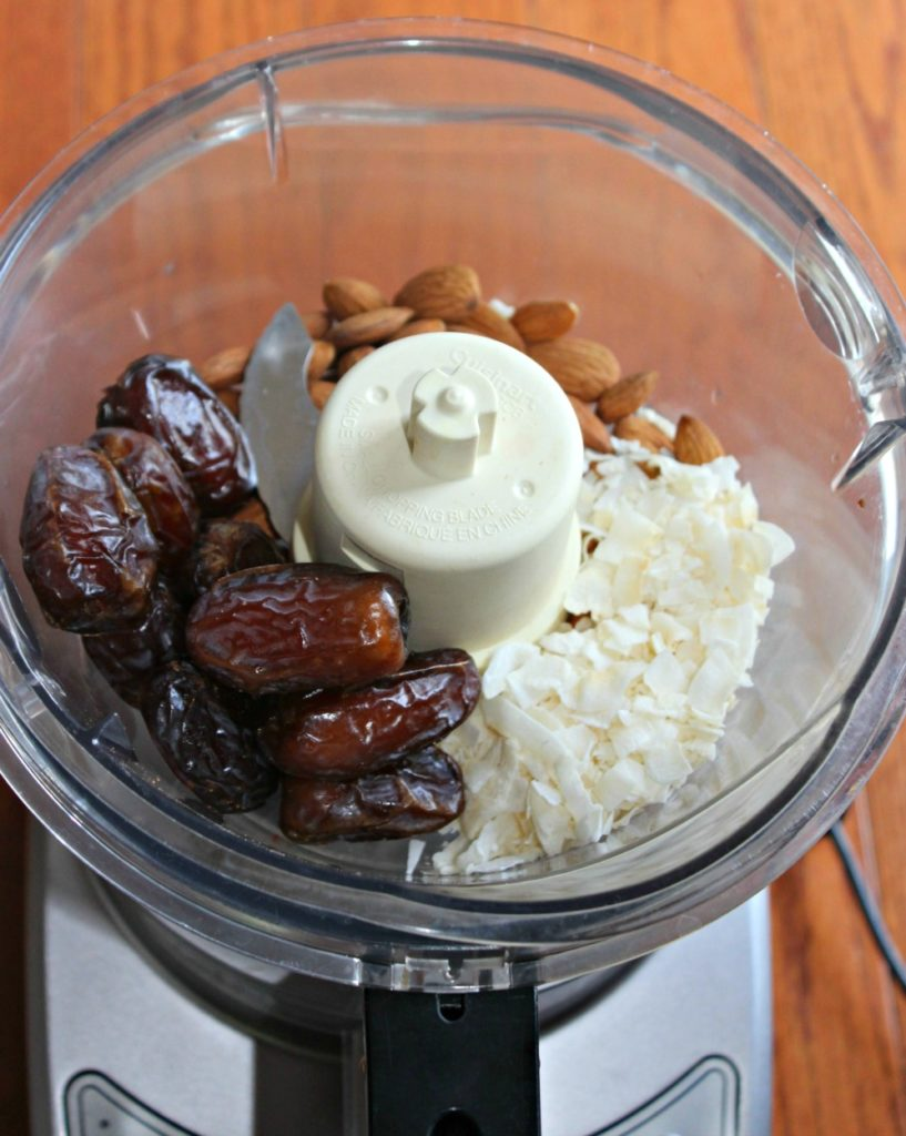 energy bites ingredients simple and savory