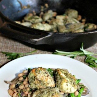 Tuscan Style Chicken Breasts #SundaySupper
