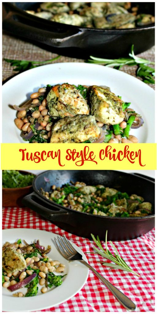 Tuscan Style Chicken