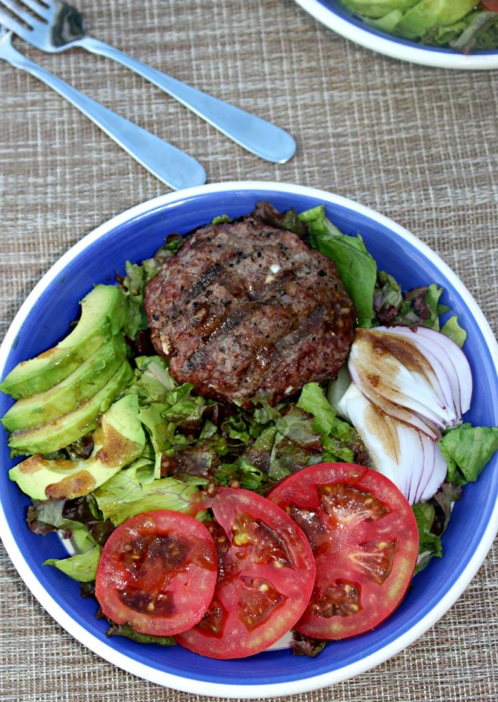 California Burger Bowl #SundaySupper