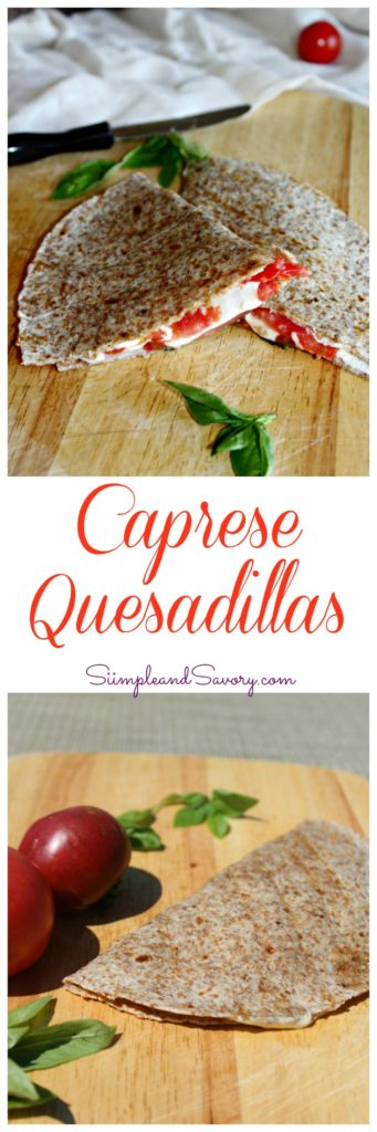 Cparese Quesadillas #SundaySupper