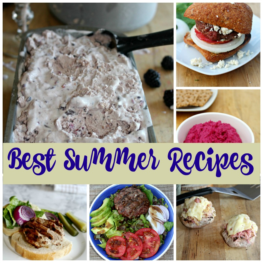 The best summer recipes from Simple and Savory.com