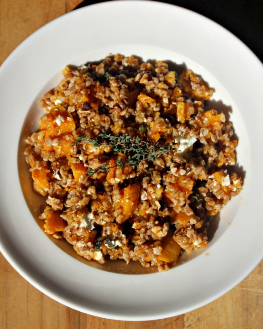 wheatberries-roasted-butternut-squash-and-goat-cheese
