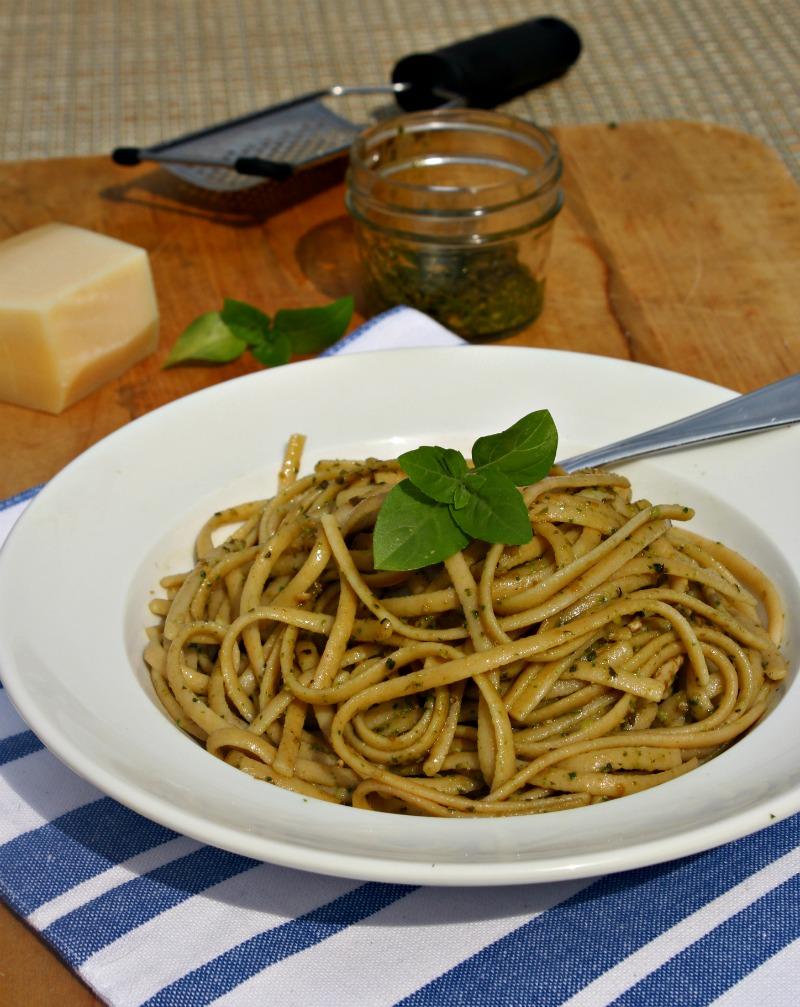 arugula-and-basil-pesto-simpleandsavory-com