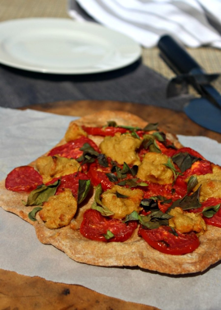 vegan-margherita-pizza-made-with-cashews-simpleandsavory-com