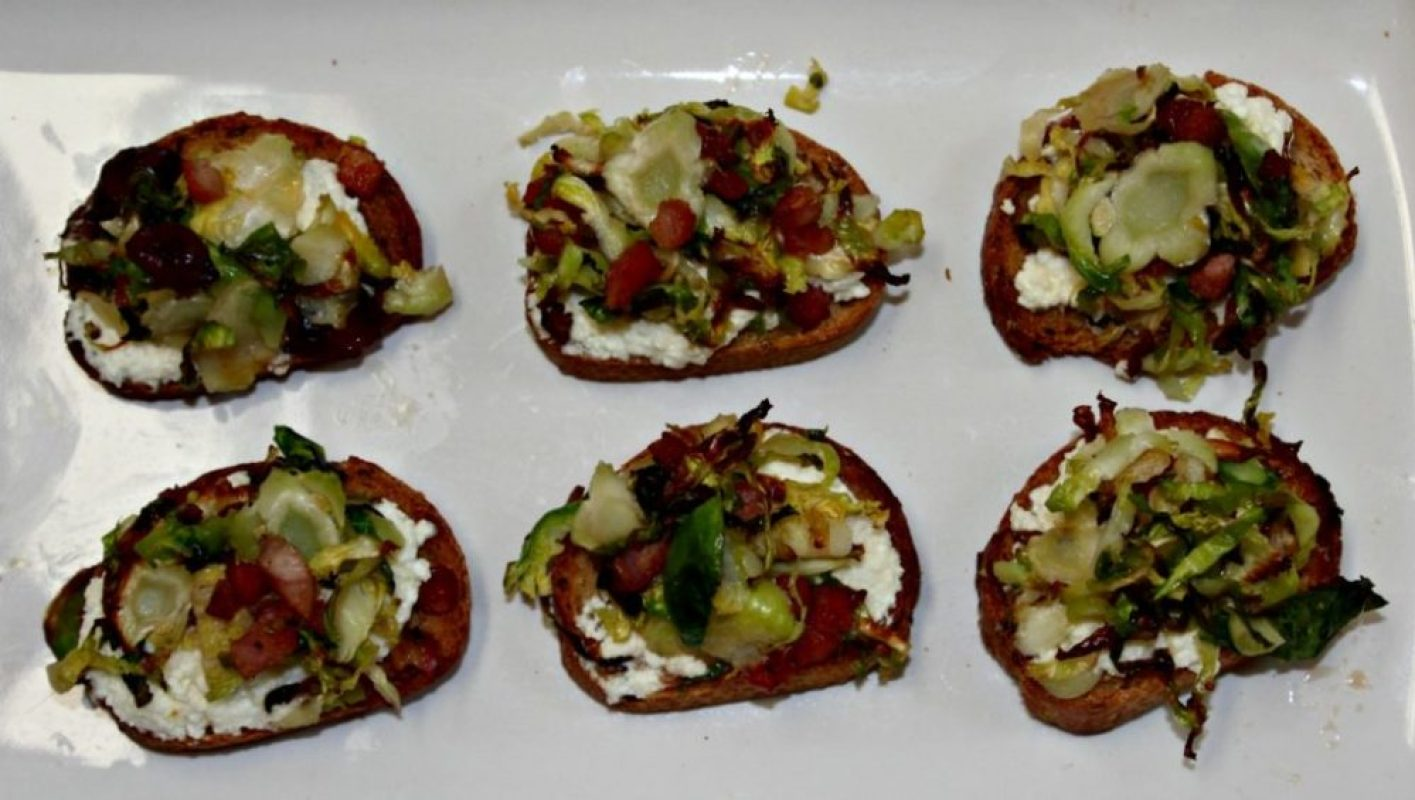 brussels-sprouts-crostini-appetizer-recipe