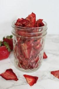 dehydrated florida strawberries