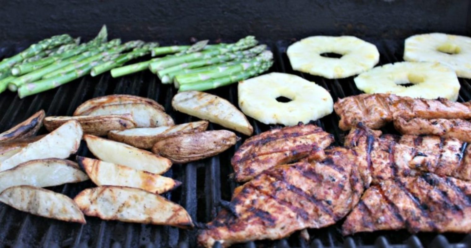dinner on the grill simplenadsavory.com