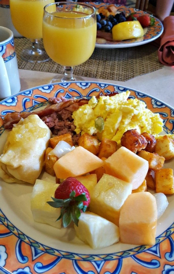 breakfast fwc