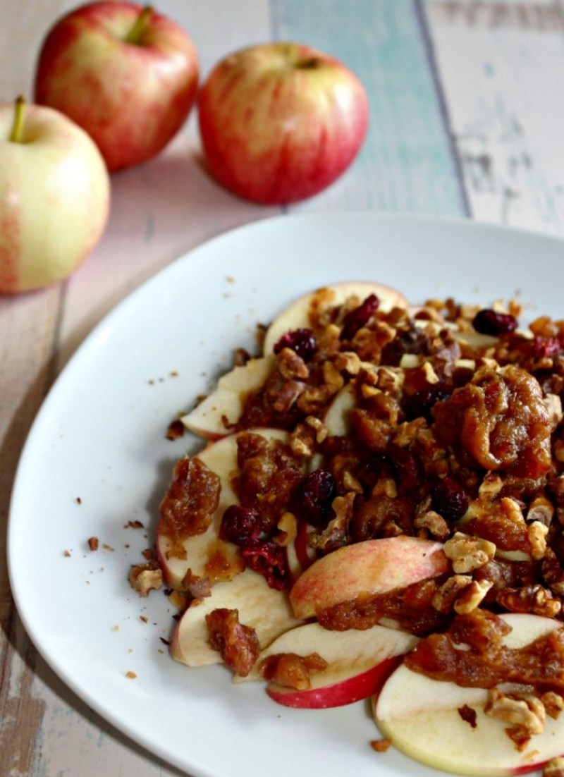 apple nachos gluten free