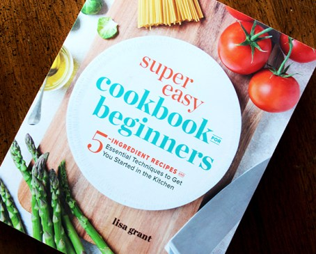 easy cookbook for beginners