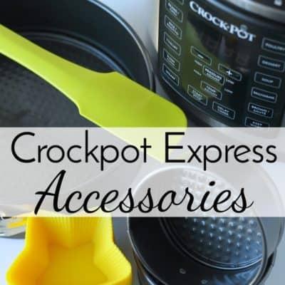 crockpot express accessories
