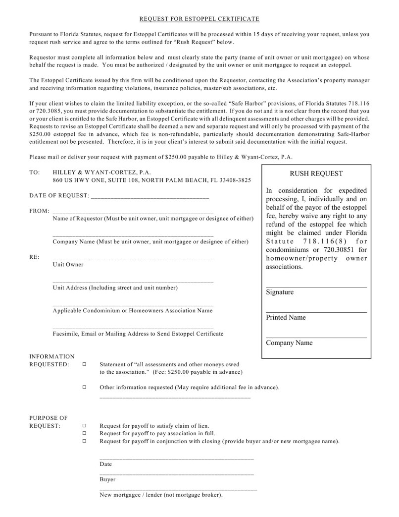 Homeowners Association Letter Templates Letterjdi Org