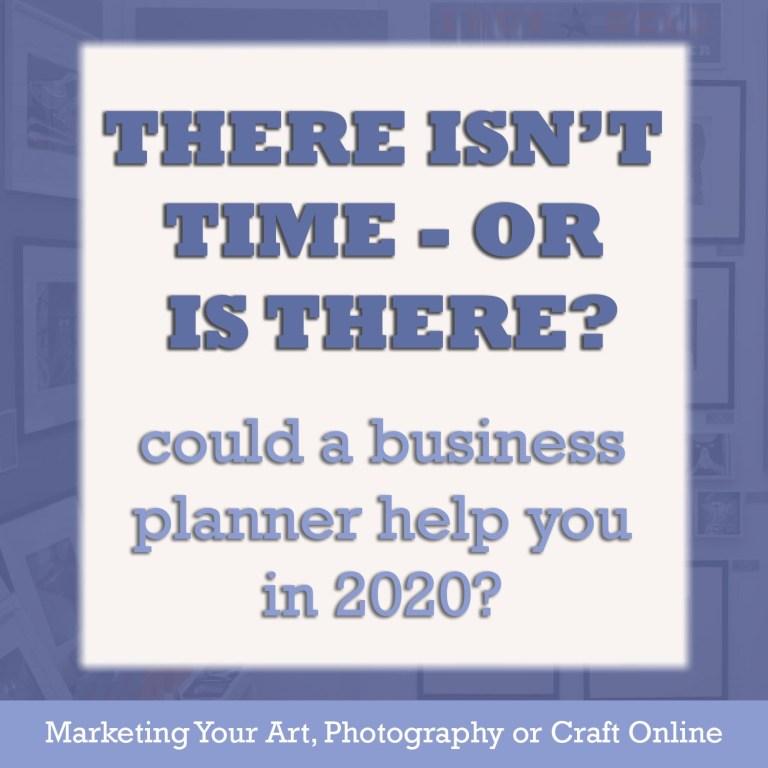 art business time management